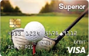 golf VISA