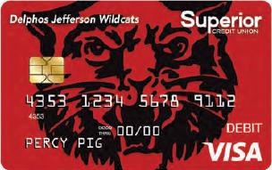 Delphos Jefferson Wildcats