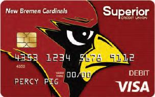 New Bremen Cardinals