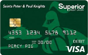 Saints Peter & Paul Knights