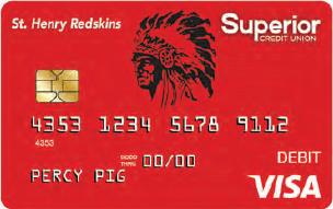 St. Henry Redskins